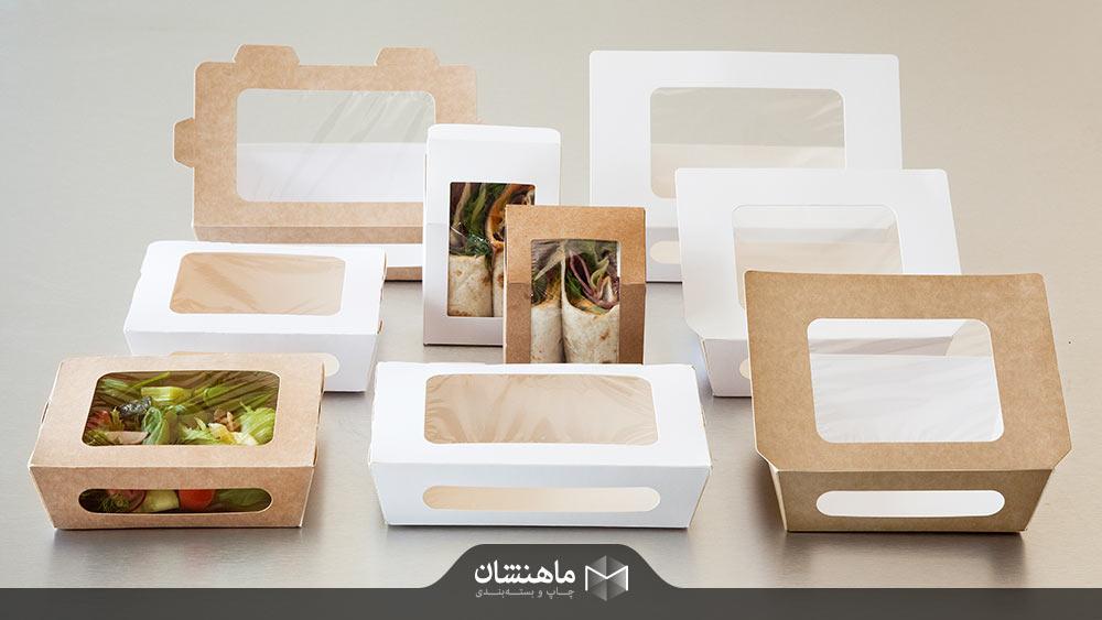 جعبه غذا ، معرف غذای شما